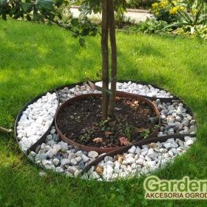 GARDENER - flexible plastic garden grass lawn edging 10 meters ORIGINAL